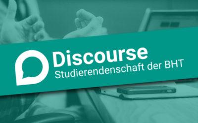 Discourse: Neue Diskussionsplattform für Studierende